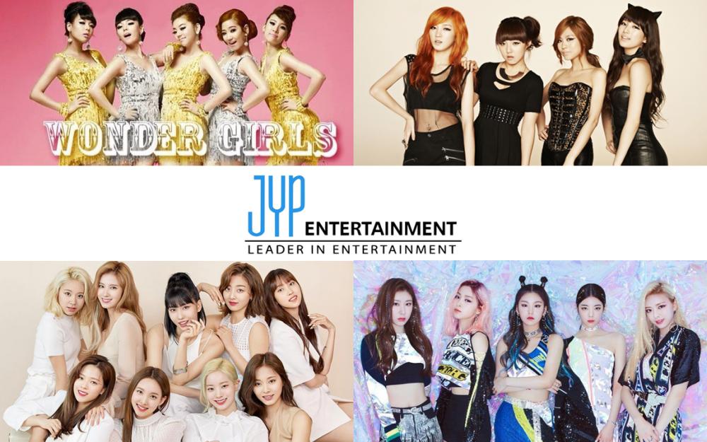 JYP Entertainment New Girl Group
