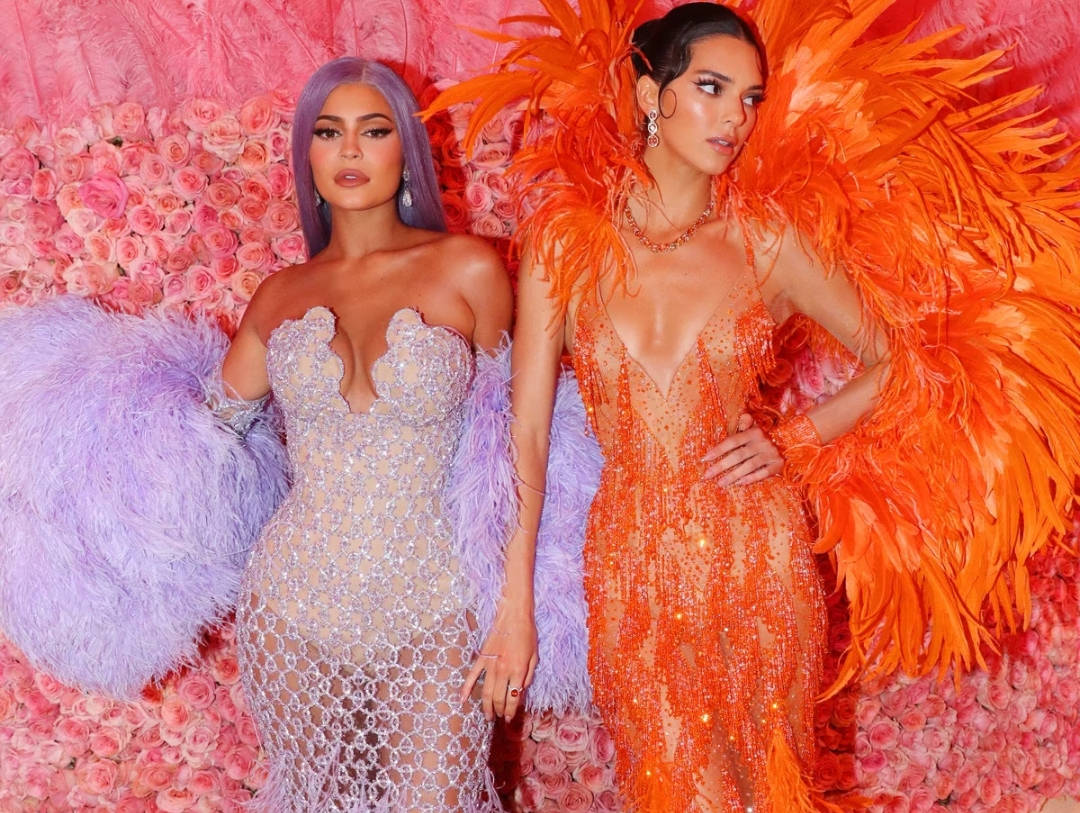 Kylie and Kendall Jenner Met Gala 2019