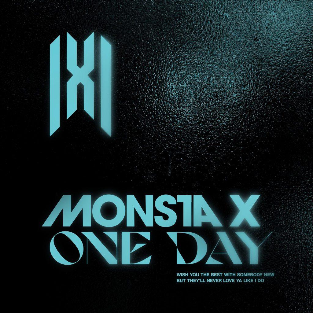 MONSTA X comeback single one day