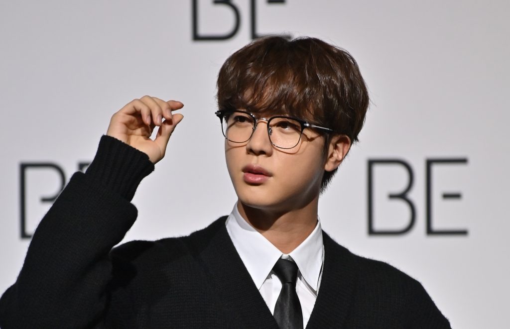 BTS Jin to sing the OST of Jirisan